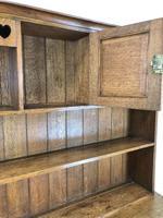 Early 20th Century Oak Dresser (7 of 11)
