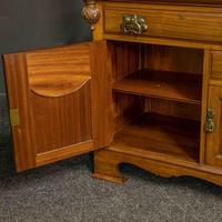 Late Victorian Mahogany Sideboard (16 of 19)