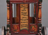 Early 20th Century Model of a Circus Wagon (7 of 10)