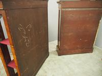 Matched Pair of Victorian Display Cabinets (17 of 17)