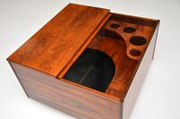 1960's Swedish Rosewood Drinks Cabinet / Coffee Table (5 of 13)