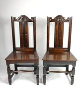 Pair of Late 17th Century Chairs (2 of 8)