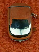 Antique Sterling Silver Hallmarked Vesta & Sovereign Case (8 of 12)