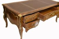French Bureau Plat Desk - Empire Dummy Partners Desks (11 of 15)