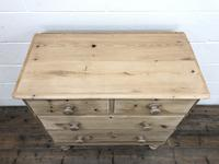 Antique Pine Chest of Drawers (m-1490) (2 of 7)