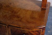 19th Century Mahogany Dressing Table Mirror with Three Drawers (17 of 21)