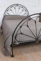 Lovely Very Original Winfield Double Iron Bed (7 of 9)