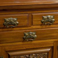 Late Victorian Mahogany Sideboard (13 of 19)