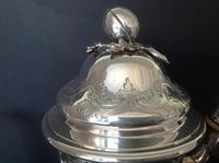 Antique Victorian Silver Coffee Pot - 1847 (9 of 12)
