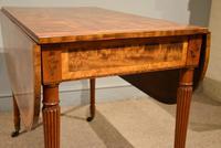 Sheraton Period 18th Century Pembroke Table (10 of 10)