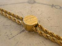 Edwardian Ladies Pocket Watch Guard Chain 1900 Antique 12 Gold Filled (6 of 10)