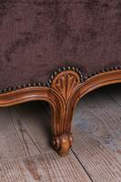 Louis XV Style Upholstered Super King Size Bed (5 of 8)