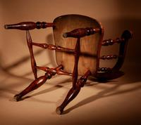 Captains / Smokers Bow-back Armchair (7 of 14)
