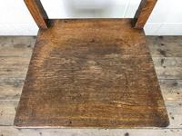 Pair of Welsh Antique Oak Farmhouse Chairs (6 of 11)