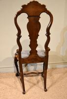 18th Century Dutch Marquetry Side Chair (9 of 9)