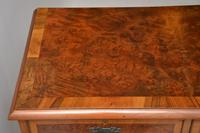 Antique Burr  Walnut Chest of Drawers (10 of 11)