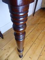 English Early 19th Century Mahogany Side Table (6 of 6)