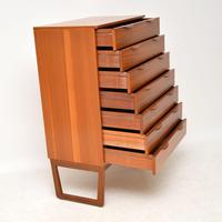 1960's Vintage Teak Chest of Drawers (5 of 10)