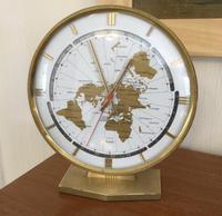 1970's Kundo World Clock