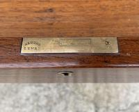 Antique Victorian Walnut Writing Table Desk (8 of 17)