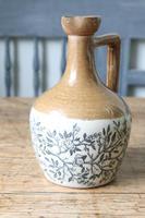 19th Century Scottish Henry Kennedy, Barrowfield Pottery, Stoneware 'special Liquor Jar' Whisky Flagon (14 of 22)