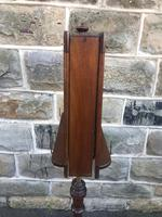 Antique Mahogany Music Duet Stand (5 of 10)