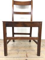 Pair of Antique Welsh Oak Farmhouse Chairs (12 of 17)