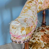 19th Century Easy Chair (7 of 8)
