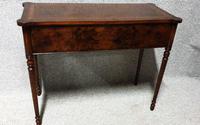 Burr Walnut Side Table (3 of 10)