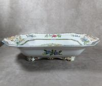 """Copeland """"Late Spode"""" Old Bow Pattern Serving Dish (5 of 7)"""