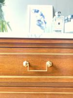French Marble Drawers / Louis XVI Style Commode / Directoire (6 of 7)