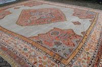 Massive Antique Ushak Carpet 597x525cm (11 of 13)
