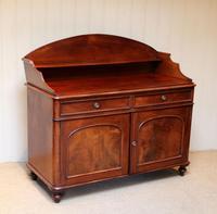 Late 19th Century Mahogany Sideboard (6 of 10)