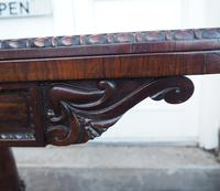 Classical Regency Rosewood Card Table (9 of 9)