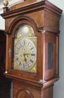 Queen Anne Period Walnut Longcase Clock (10 of 11)