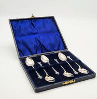Six Silver Teaspoons (4 of 11)