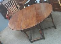 Antique Gateleg Table (3 of 8)