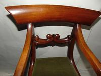 Regency Mahogany Child's Chair on Stand (4 of 7)