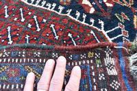 Old Khamseh tribal carpet 260x186cm (7 of 7)