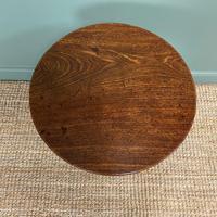 Quality Georgian Cuban Mahogany Antique Tilt Top Tripod Occasional / Lamp Table (2 of 7)
