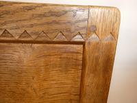 Yorkshire ( Lizardman) Oak Table & 4 Chairs (5 of 13)