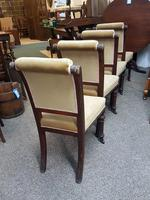 4 Victorian Chairs (5 of 6)