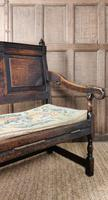 Late 17th / Early 18th Century Settle (10 of 10)