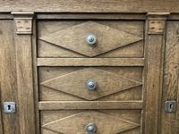 Early French Directoire Style Enfilade or Sideboard (10 of 15)