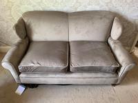 Edwardian Two Seater Sofa (2 of 3)