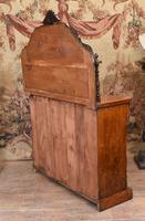 Victorian Chiffonier Sideboard Antique Mahogany c.1860 (8 of 8)