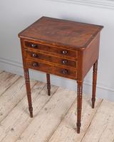 Late Regency Mahogany Work Table (4 of 4)