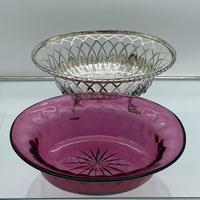 18th Century Antique George III Sterling Silver Dish London 1795 William Pitts & Joseph Preedy (8 of 11)