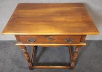 Theodore Alexander Mahogany Table (4 of 11)