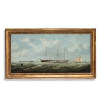 H.M.S. Topaze by George Mears (7 of 11)
